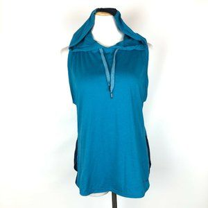 Under Armour Favorite Mesh Sleeveless Hoodie M